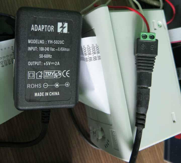 Nguồn cấp cho máy in SPRT SP-DIII