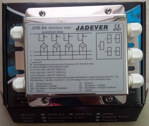 Hộp nối Jadever JOB84-EXC