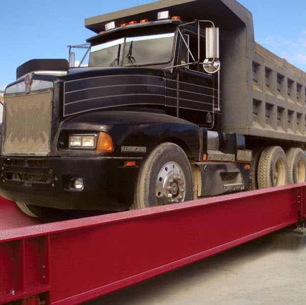 Trạm cân xe tải chất lượng cao