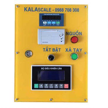 Tủ điều khiển cân đóng bao KCB-S