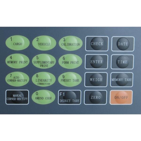 Bàn phím Đầu cân kỹ thuật số MKCells D2002E