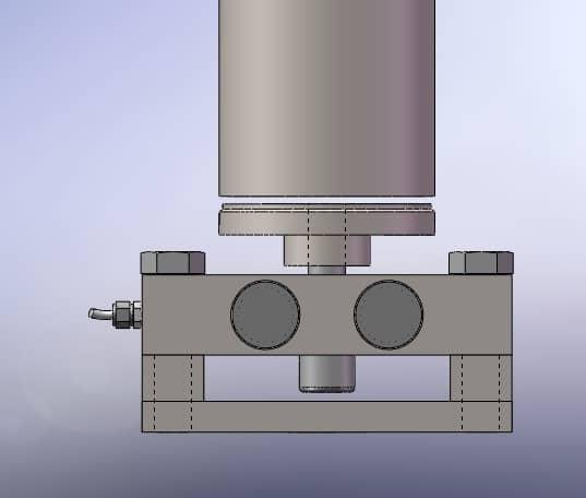 Cách lắp đặt Load Cells QS-2NJ