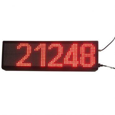 Bảng đèn hiển thị phụ DPM-TV-P10