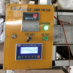 Cách sử dụng Cân đóng bao/cân định lượng Kala KCS-S