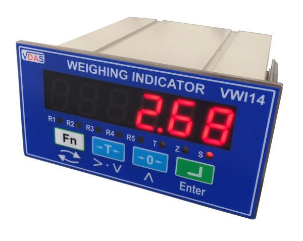 Đầu cân đóng bao VDW-2014 (VWI14))